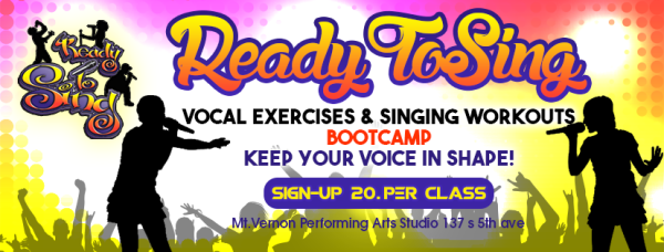 Vocal Bootcamp - Weekly